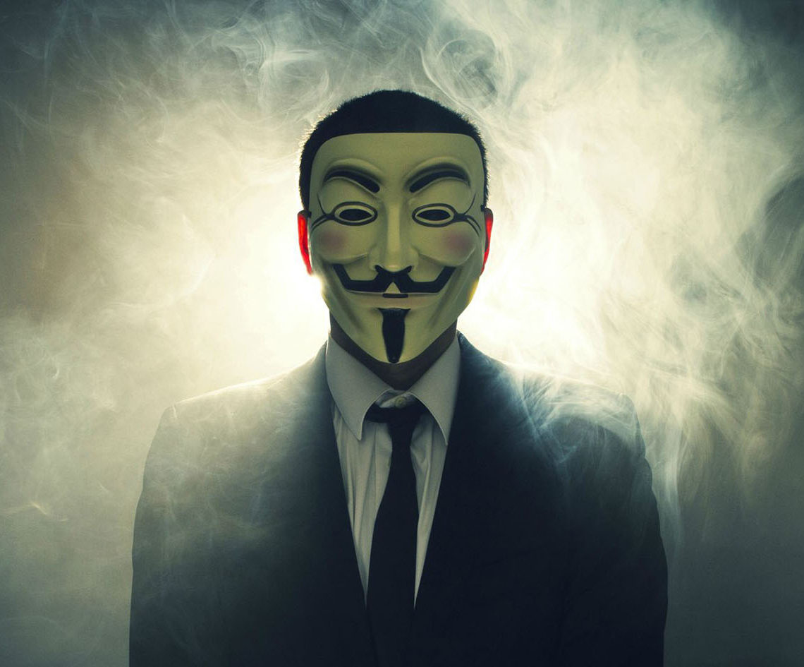 Maybe We're All Anonymous